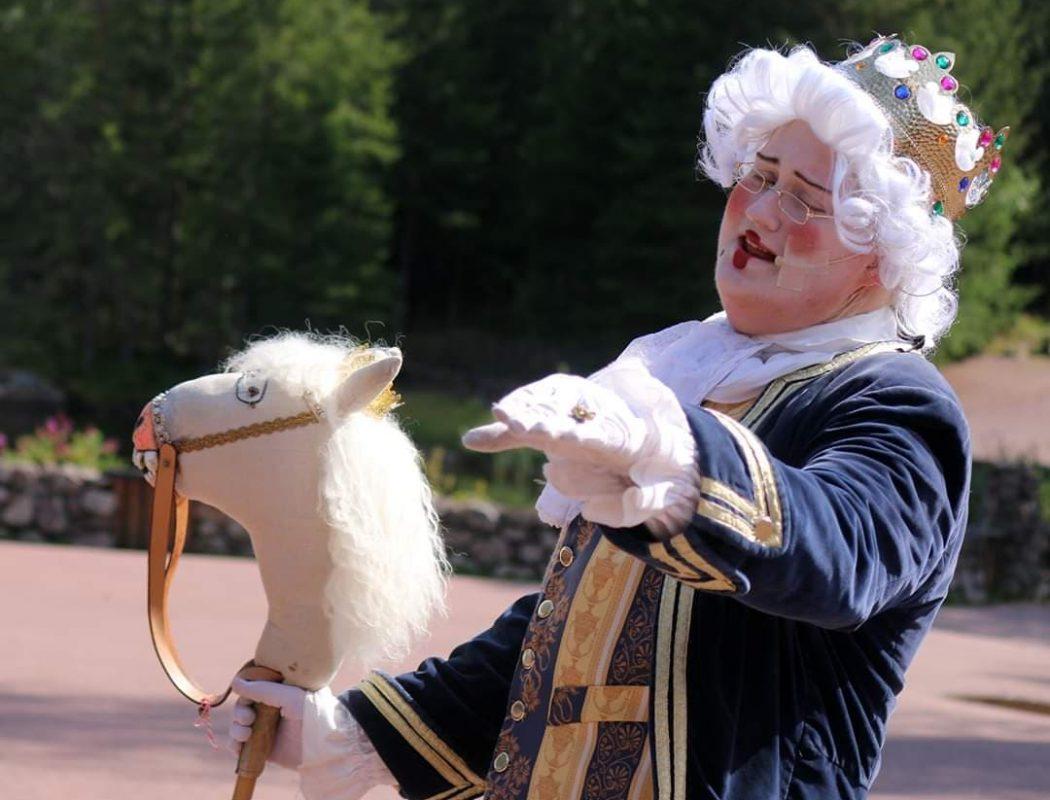 Prins Fabian o Pålle av Pia
